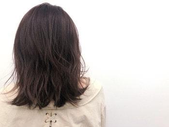 【初回限定】カット+リタッチカラー