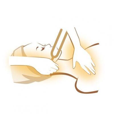 黄金ヘッド 音叉セラピー60分のイメージ