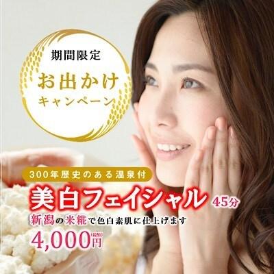 乾燥肌おすすめ!!新潟西蒲区の米糀を使った椿美人...