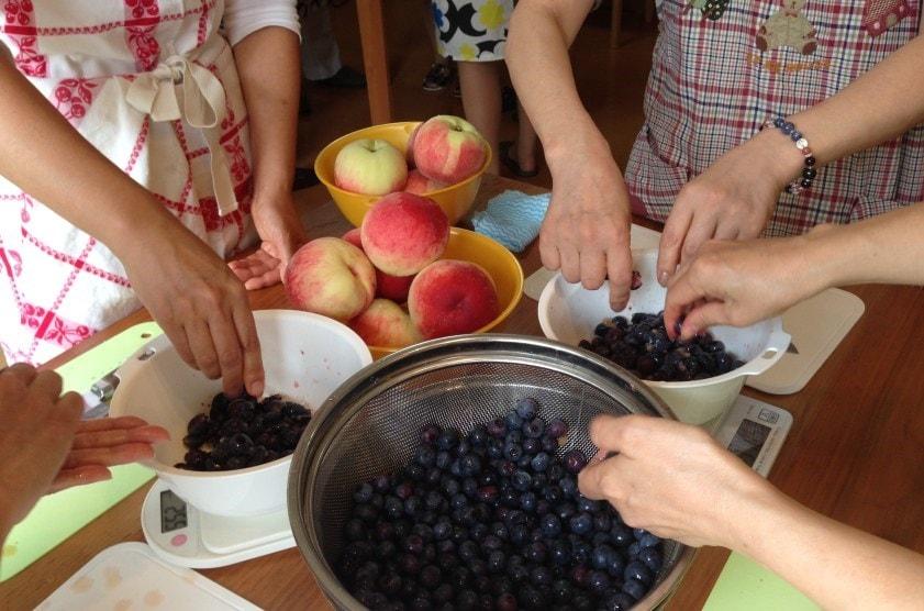 ドードーの空キッチン | 8月 夏の薬膳手作り酵素講座 開催