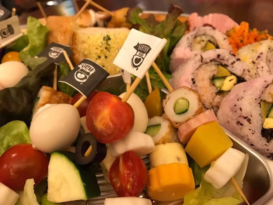 cafe de RaMo 日比谷線入谷駅から徒歩2分!のカフェ&バー   100人前のオードブル、無事にお届け致しました!(^^)