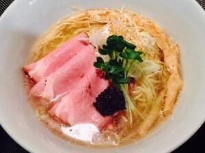 麺屋宗~高田馬場本店~ | 【 冷やし塩らぁ麺 】