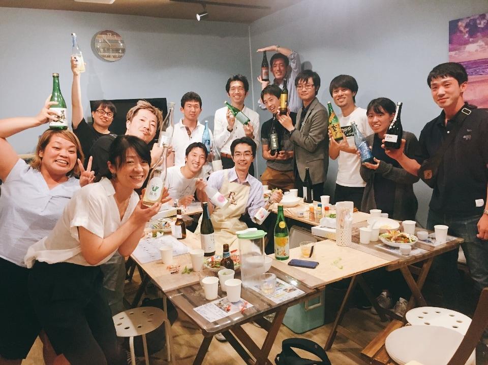 亀戸駅北口徒歩3分 オーガニック、ご当地ラーメンお酒、パワーストーンが揃う 「Rselect」 | 第四回 日本酒会開催!