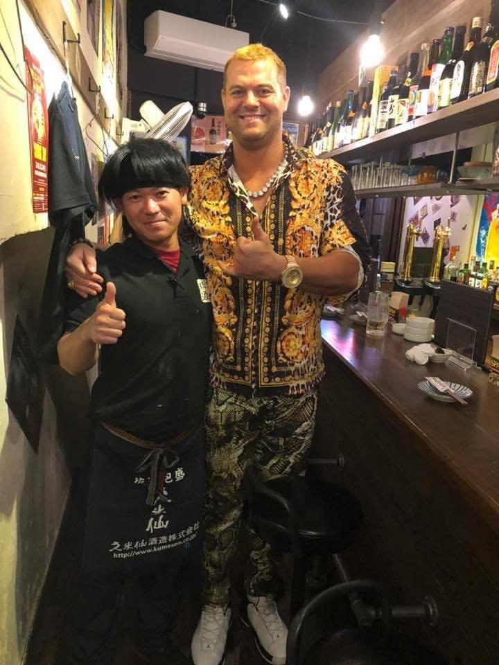 琉宴酒場(沖縄料理とオリオンビール酒場) | あの全日本プロレスの!