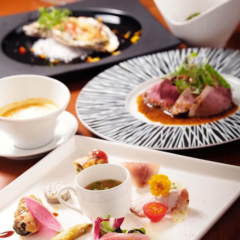 奈良吉野の杉箸でいただくフレンチレストラン    ImagamI (いまがみ) | THANKS 8周年記念スペシャルコース