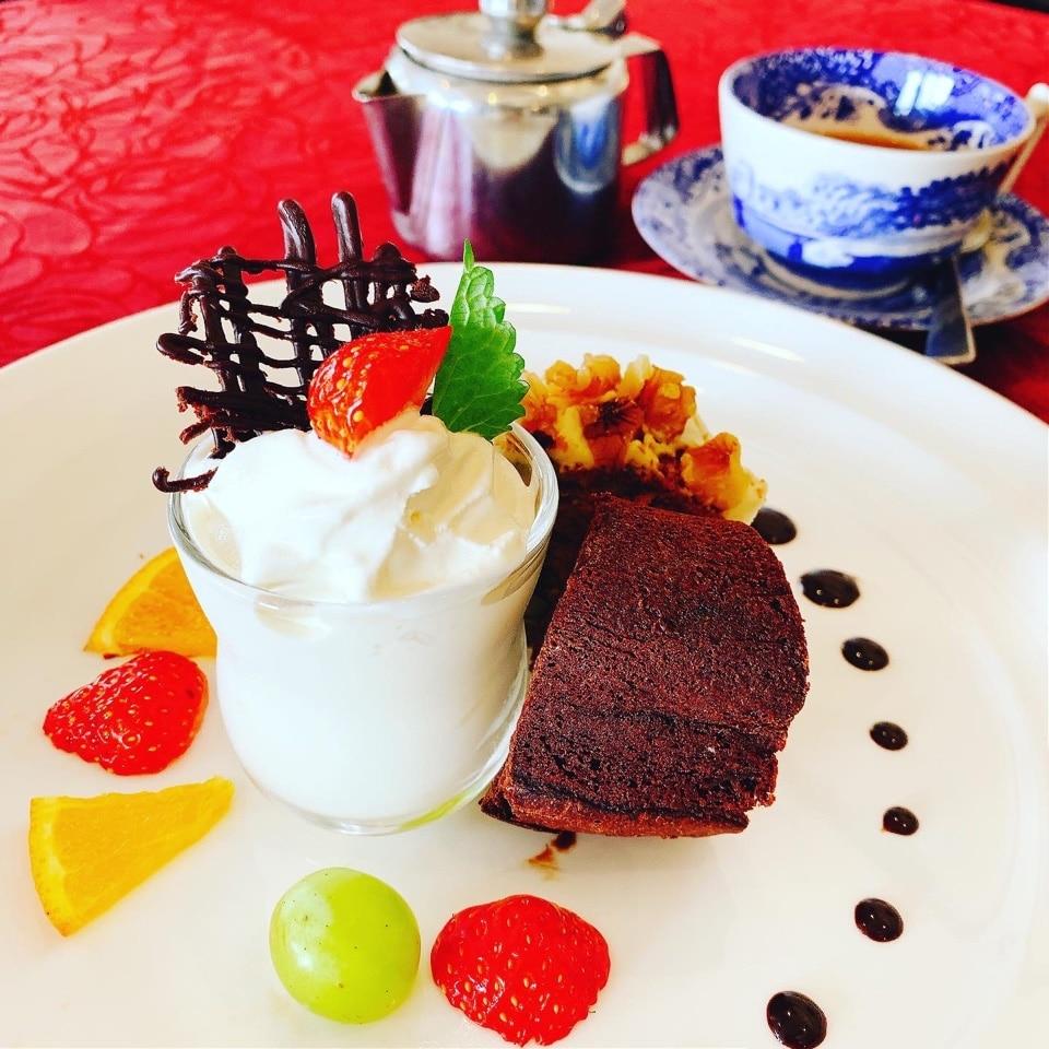奈良天理/本格紅茶の英国カフェKURINOKI(くりのき) | 🔱スイーツ新メニュー&ティータイム再開🔱