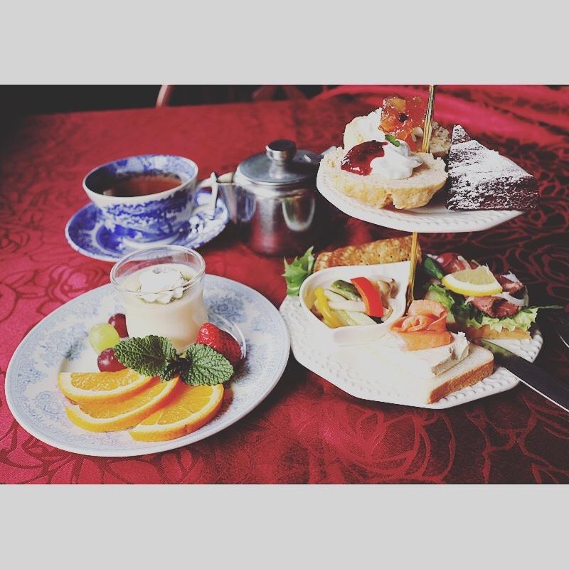 Tea House KURINOKI | 🔱メニューについてのご案内🔱