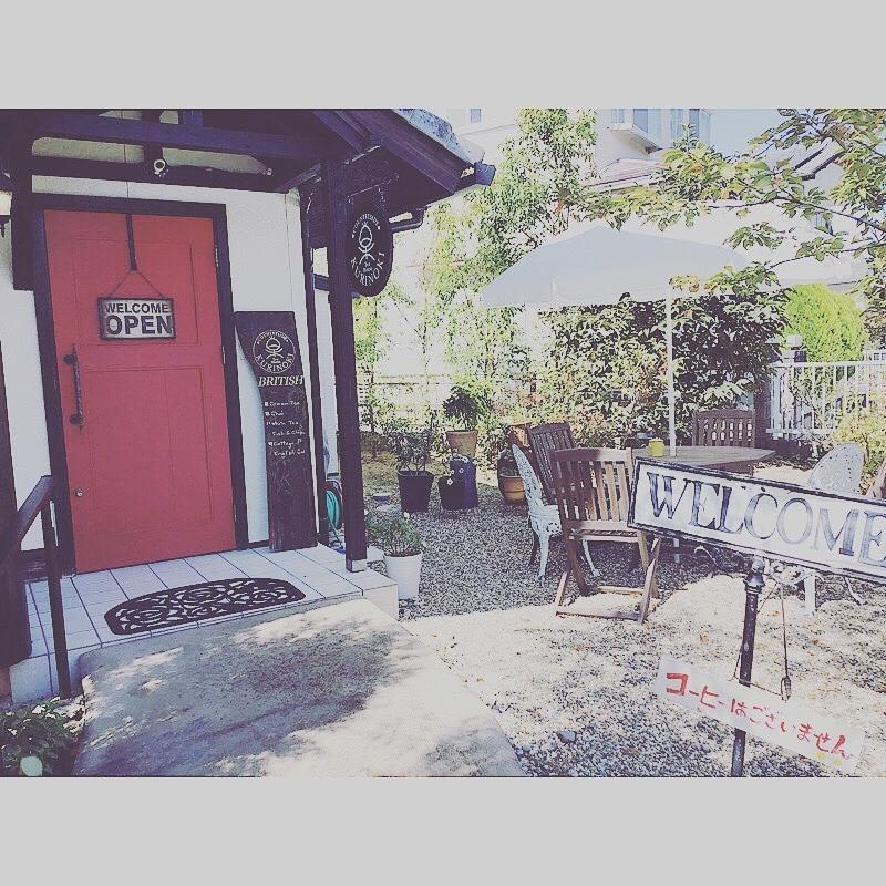 Tea House KURINOKI   🔱臨時休業のお知らせ🔱