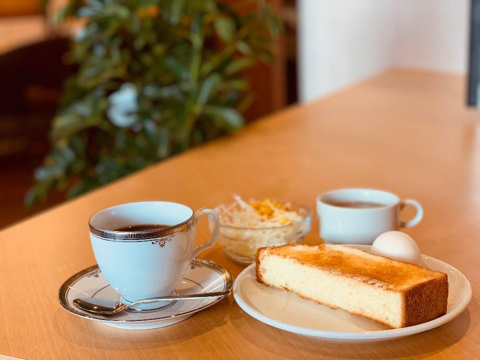 ユトリ珈琲店|福井|自家焙煎コーヒー専門店 | ●ユトリ珈琲店のお得なモーニングサービス●