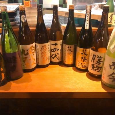 日本酒フェア開催中です!