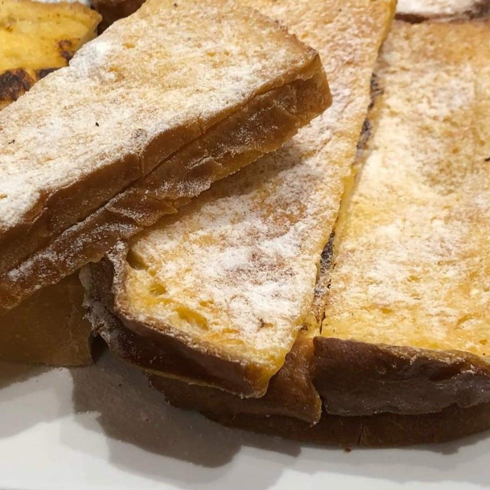 米麹から生まれた味輝酵母 みきパン | 【みきパンのオススメ🎵レシピ】フレンチトースト