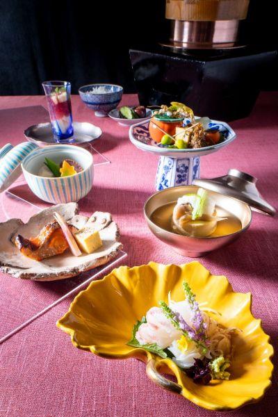 近江懐石清元|日本料理|割烹