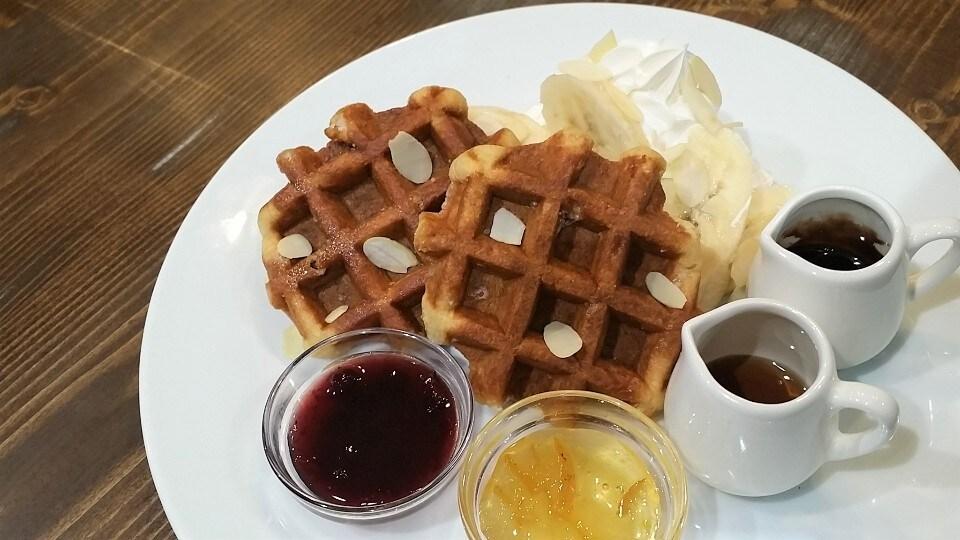 新潟県新発田市-Stone Wood Cafe-(ストーンウッドカフェ) | 【10/31~】ランチメニュー変更します!スイーツも新登場!