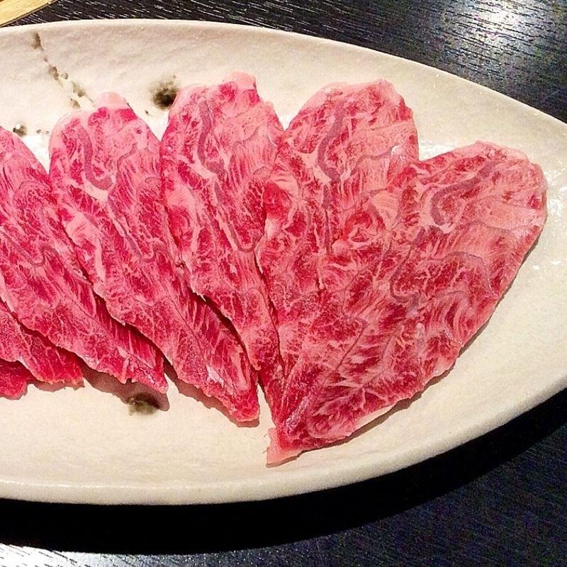 今治 やきにく神戸 | お肉辞典【センボン】(千本筋)