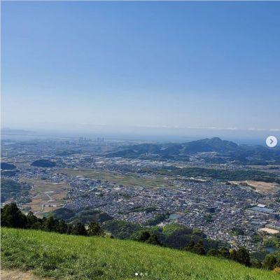 初めて行った米ノ山展望台⛰️