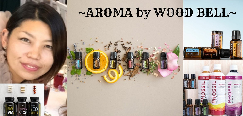 WOOD BELL  アロマ&ハンドメイドアクセサリー