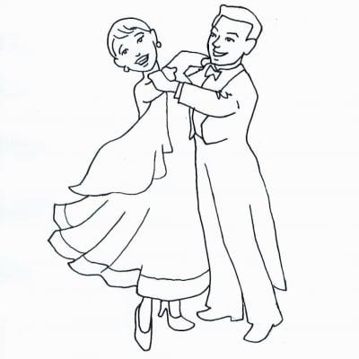 社交ダンス無料体験レッスン(25分)クーポン