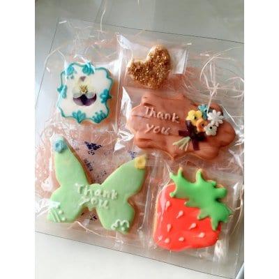 3/15㈭セキスイ限定 アイシングクッキー1枚プレゼント