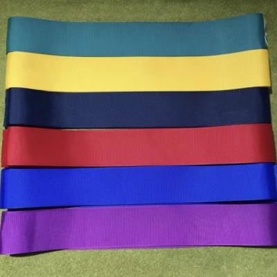 ハワイウェディングで人気の『サッシュベルト』をプレゼント!お好きな色をお選びください。2メートルをお送りいたします♪