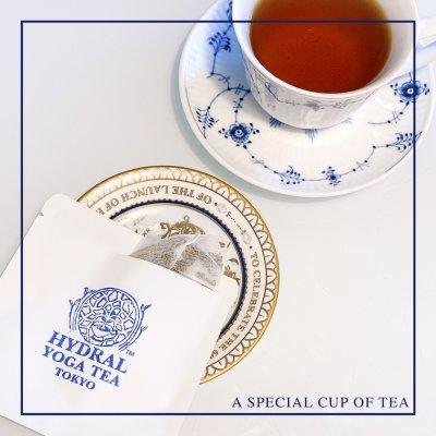 HYDRAL YOGA TEAメールマガジンご登録クーポン🌿人生を変える1杯のティータイム用茶葉をお一人1つプレゼント!!【毎月限定数量】