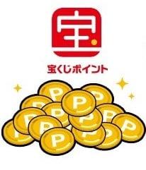 宝くじポイント会員入会無料サポートクーポン