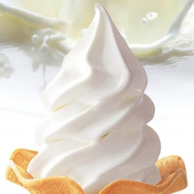 夏季限定 ソフトクリーム50円引き