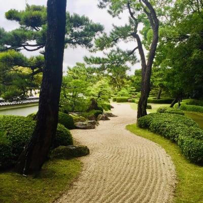 日本庭園、和風庭園、茶室から見える風景等の作庭及びマネジメント