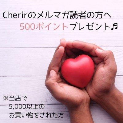 【メルマガ読者限定】5,000円以上の利用で500ポイントプレゼント★