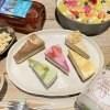 プリエサンテの生ケーキ試食クーポン