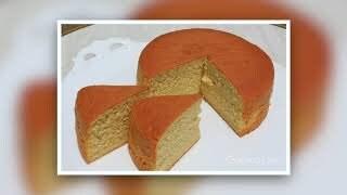 無料レシピ付き動画 ジェノワーズ(スポンジケーキ)の作り方