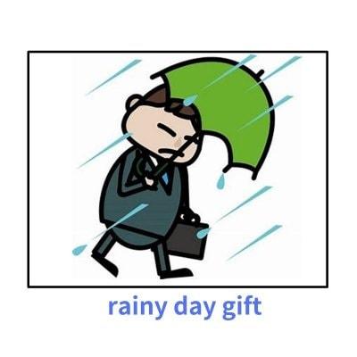 雨の日 500off