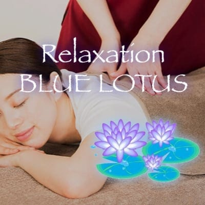 Relaxation BLUE LOTUS