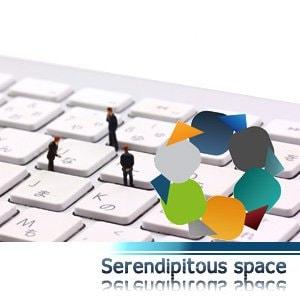 Serendipitous space