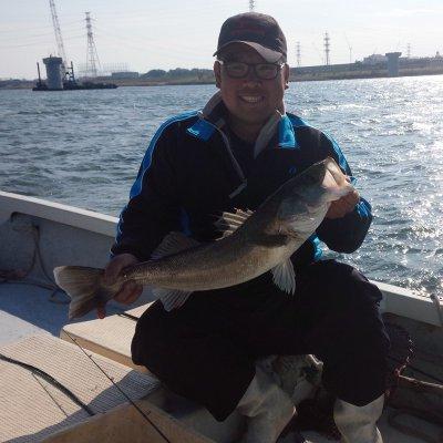千葉県のハゼ釣り 大沢遊船