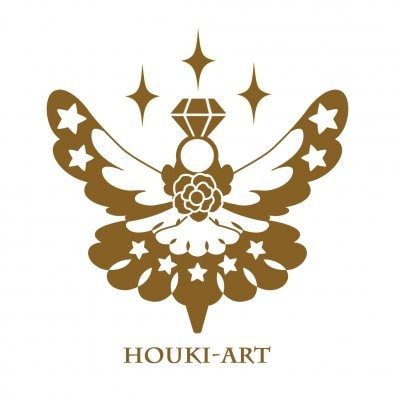 HOUKIアート ※6/30〜7/13まで、発送お休み