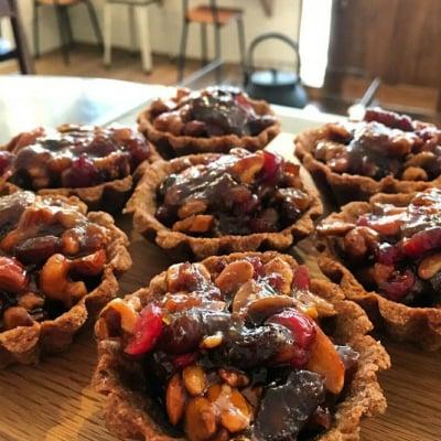 ひばりヶ丘のヴィーガンスイーツのカフェ・サロン「HALUM(ハル)」〜オーガニック・植物性原料のみ使用・合成食品添加物不使用〜