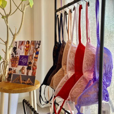ResetSalon La.luna × lingerieshop BITCH  by La.luna