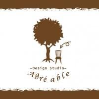 手作り雑貨とデザインのお店「Agré able ~Design Studio~」