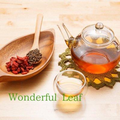 豊田市  薬膳茶  Wonderful Leaf