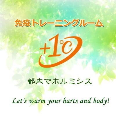 免疫トレーニングルーム+1℃