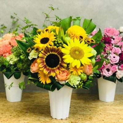 花屋|花と緑をデザインする花う|平坂本店|横須賀中央駅|徒歩3分