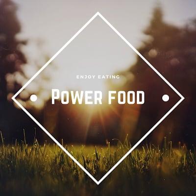 体質別ダイエット・Power food