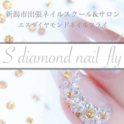 S Diamond Nail Fly-エスダイヤモンドネイルフライ
