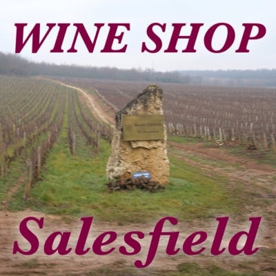 Wine Shop Salesfield