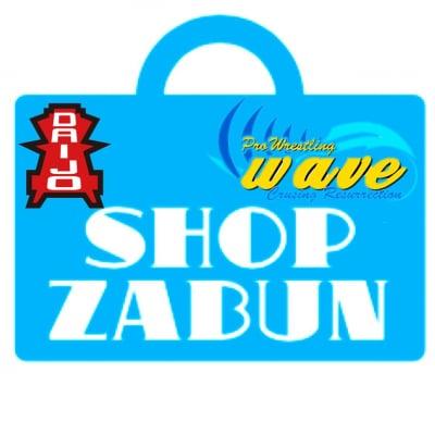プロレスリングwaveオフィシャルショップ【Shop-ZABUN】