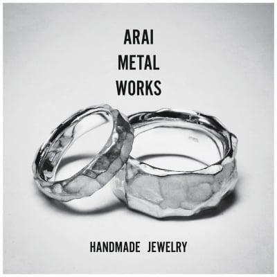 ハンドメイドジュエリー ARAI METAL WORKS