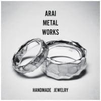 ハンドメイドジュエリー|ARAI METAL WORKS