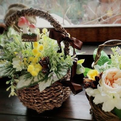 フラワーアレンジメントレンタルショップ/神奈川県相模原市のお花バイキングで幸せ運ぶHappy多佳のフラワーアレンジメント教室とプリザーブドフラワー・アーティフィシャルフラワーアレンジメントレンタル&通販ショップ