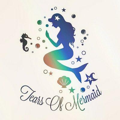 HandmadeShopタケちゃんの工房  Tears Of Mermaid/ティアーズオブマーメイド