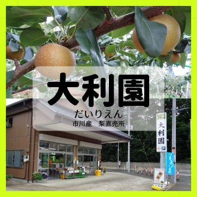 市川市動植物園から徒歩約10分、京成バス『駒形』バス停前!! 【 ☆ ★ ☆ 大利園 ☆ ★ ☆ 】